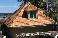 After: Home with Cedar Shake Roof Installation in Bonney Lake, WA