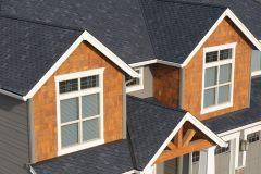 Dark gray Composition Roof Installation in Bonney Lake, WA
