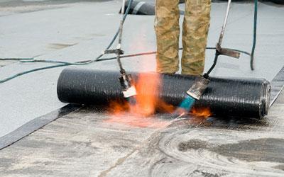 Torch Down Roofing in Bonney Lake, Enumclaw, Kent, Auburn, Maple Valley, Renton, WA